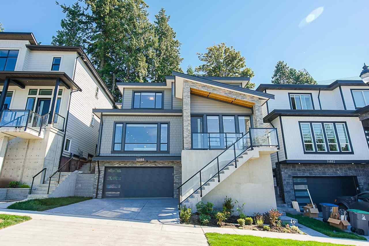 Main Photo: 14888 35A Avenue in Surrey: Morgan Creek House for sale (South Surrey White Rock)  : MLS®# R2509171
