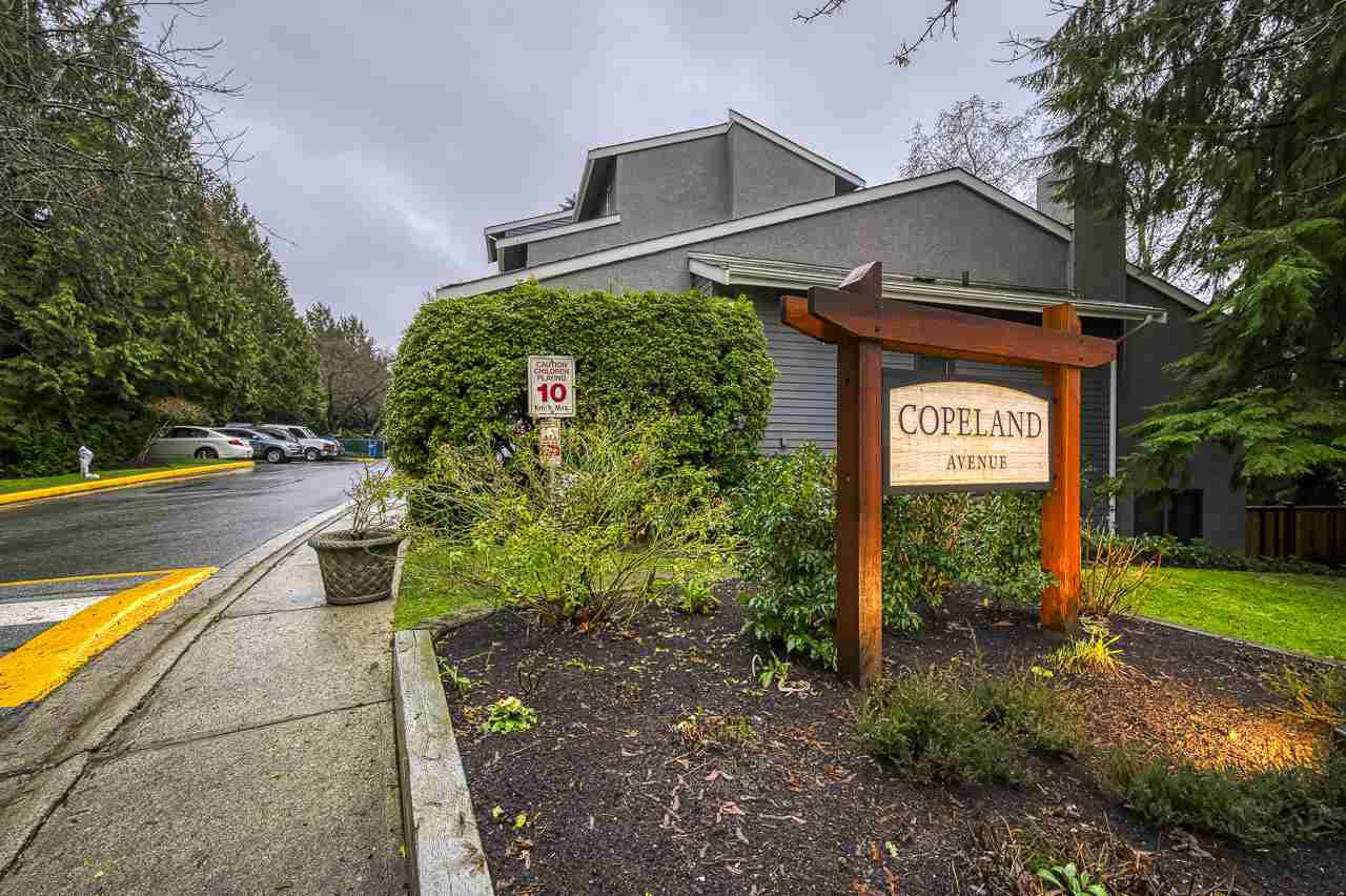 """Main Photo: 3438 COPELAND Avenue in Vancouver: Champlain Heights Townhouse for sale in """"COPELAND AVE"""" (Vancouver East)  : MLS®# R2525749"""