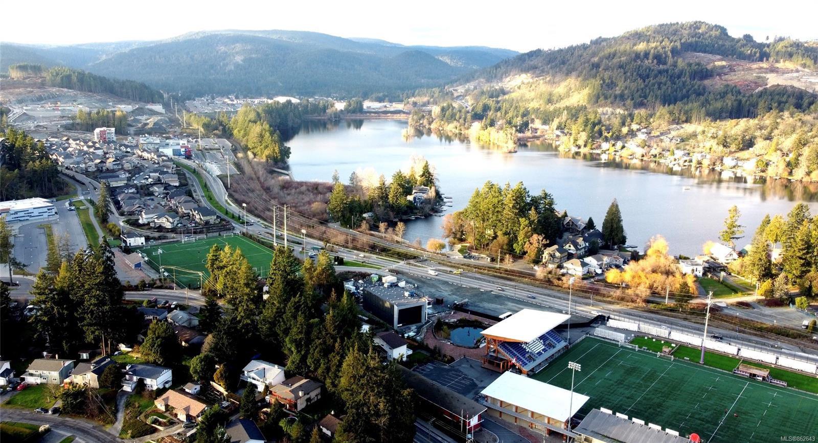 Main Photo: A 3197 Glen Lake Rd in : La Glen Lake Half Duplex for sale (Langford)  : MLS®# 862643