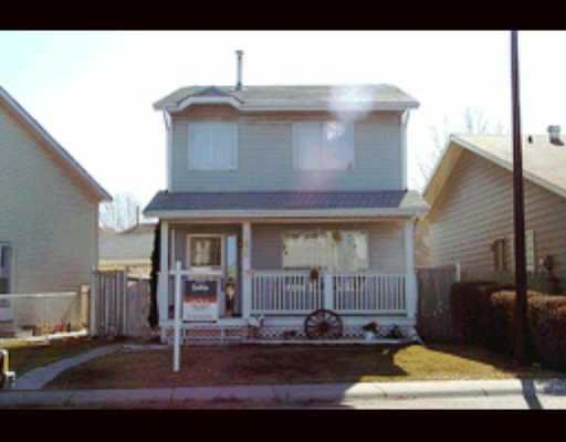 Main Photo:  in CALGARY: Erinwoods Residential Detached Single Family for sale (Calgary)  : MLS®# C2263067