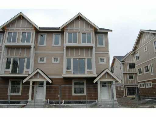 """Main Photo: 4 7489 16TH Street in Burnaby: Highgate Townhouse for sale in """"HIGHGATE PLACE"""" (Burnaby South)  : MLS®# V893715"""