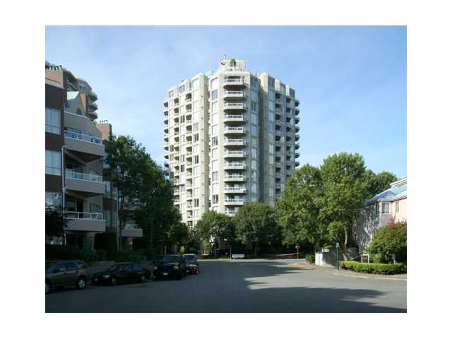 """Main Photo: 207 1135 QUAYSIDE Drive in New Westminster: Quay Condo for sale in """"ANCHOR POINTE"""" : MLS®# V916905"""