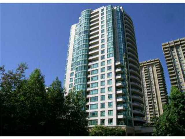 """Main Photo: # 1001 5899 WILSON AV in Burnaby: Central Park BS Condo for sale in """"PARAMOUNT TOWER II"""" (Burnaby South)  : MLS®# V914773"""