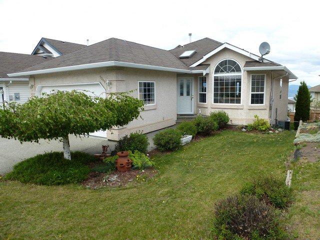 Main Photo: 2349 Abbeyglen Way in Kamloops: Aberdeen House for sale : MLS®# 116390