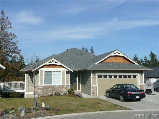Main Photo: 974 Wild Blossom Crt in VICTORIA: La Happy Valley House for sale (Langford)  : MLS®# 658744