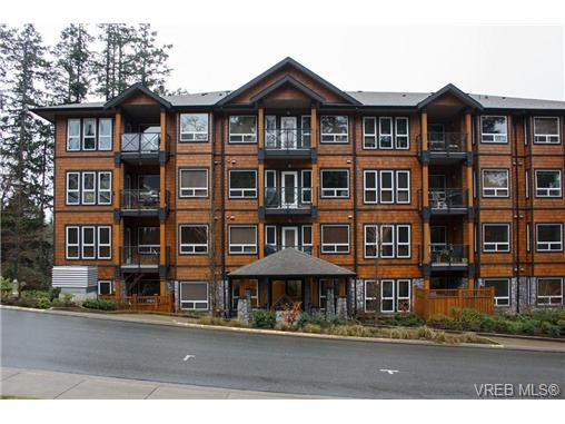 Main Photo: 110 201 Nursery Hill Drive in VICTORIA: VR Six Mile Condo Apartment for sale (View Royal)  : MLS®# 331708