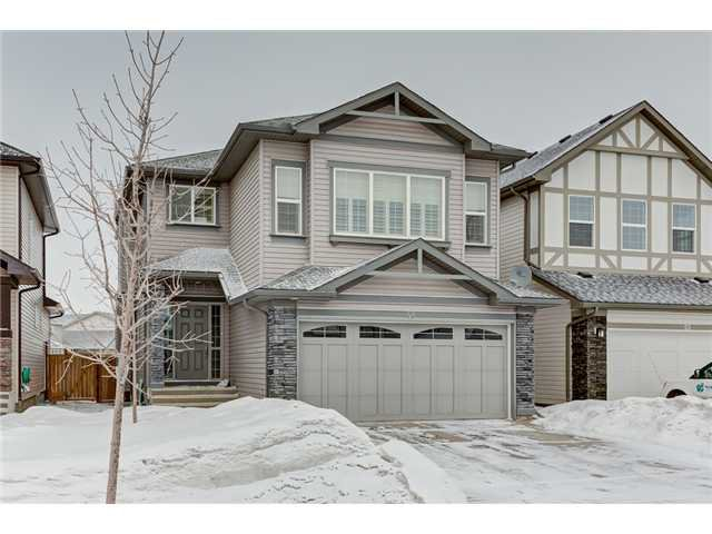 Main Photo: 48 BRIGHTONCREST Common SE in CALGARY: New Brighton Residential Detached Single Family for sale (Calgary)  : MLS®# C3602966