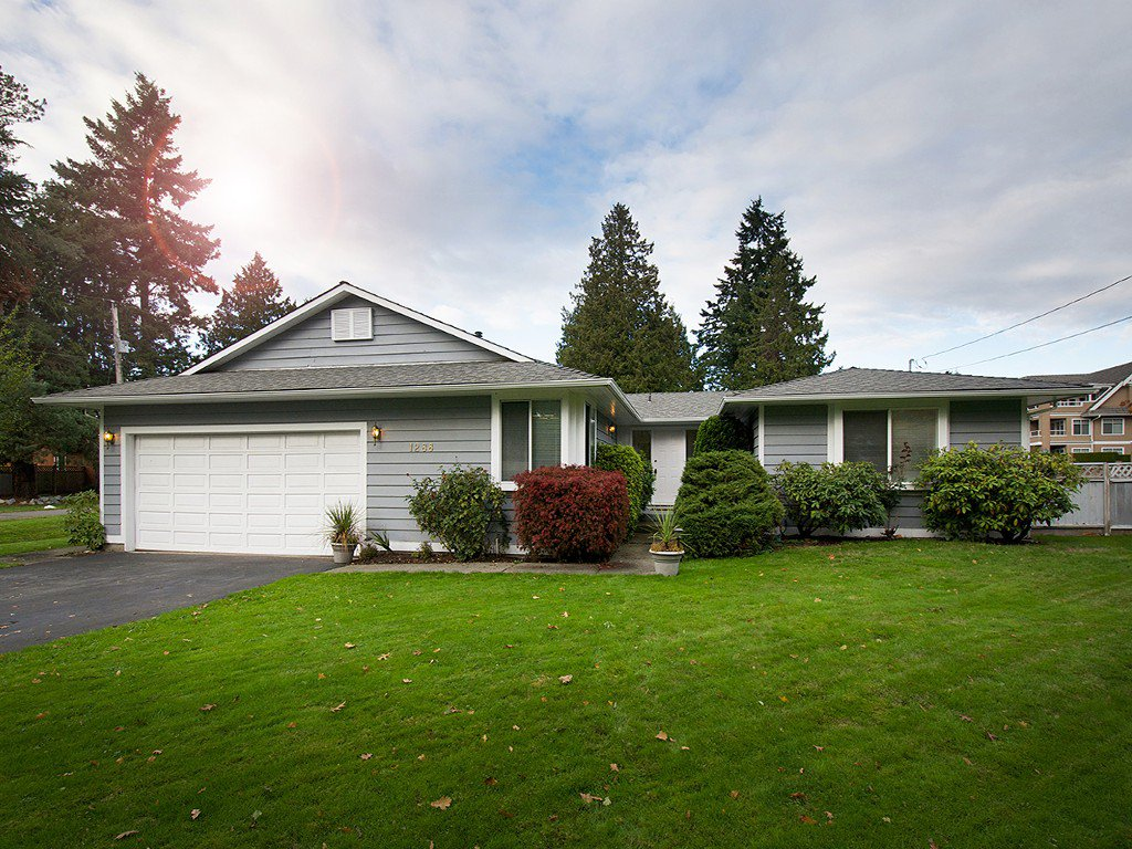Main Photo: 1288 MALIBU Place in Tsawwassen: Cliff Drive House for sale : MLS®# V1092172