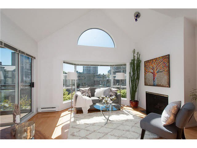 """Main Photo: 410 1728 ALBERNI Street in Vancouver: West End VW Condo for sale in """"ATRIUM ON THE PARK"""" (Vancouver West)  : MLS®# V1119320"""