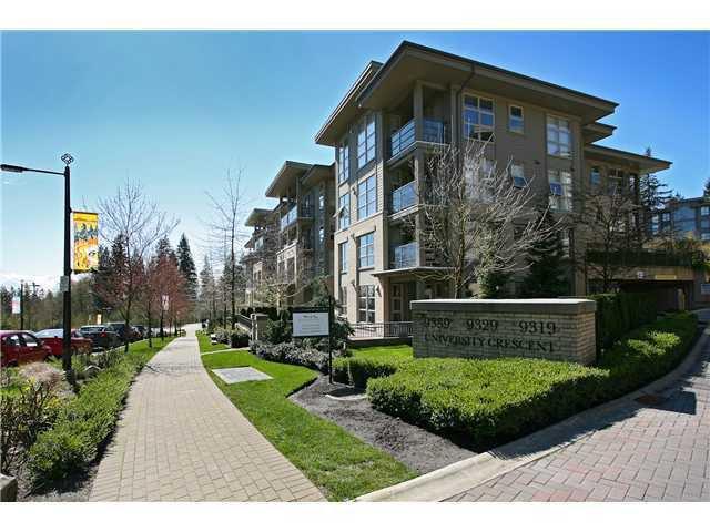 Main Photo: 502 9339 UNIVERSITY CR in Harmony: Home for sale : MLS®# V950108