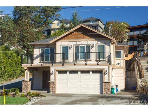 Main Photo: 1022 Citation Rd in VICTORIA: La Florence Lake Single Family Detached for sale (Langford)  : MLS®# 712446