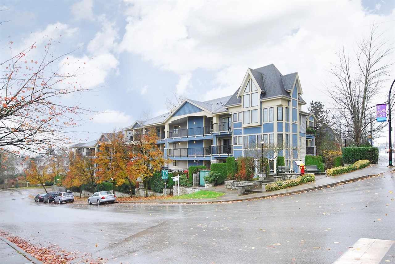 "Main Photo: 306 102 BEGIN Street in Coquitlam: Maillardville Condo for sale in ""CHATEAU D'OR"" : MLS®# R2015247"