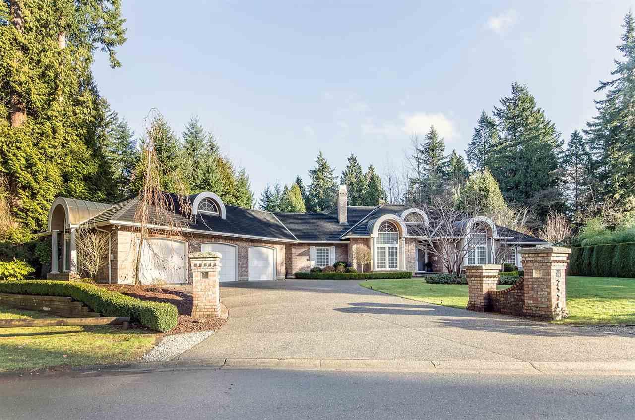"Main Photo: 2970 138 Street in Surrey: Elgin Chantrell House for sale in ""ELGIN/CHANTRELL"" (South Surrey White Rock)  : MLS®# R2026277"