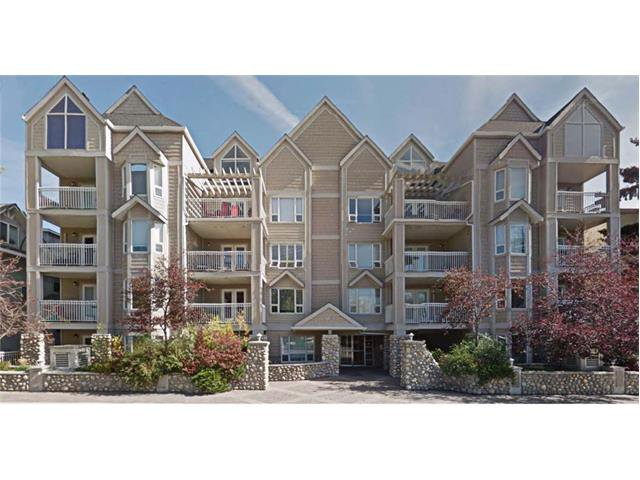 Main Photo: 103 818 10 Street NW in Calgary: Sunnyside Condo for sale : MLS®# C4055023