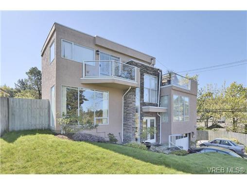Main Photo: 4849 Cordova Bay Rd in VICTORIA: SE Cordova Bay House for sale (Saanich East)  : MLS®# 726605