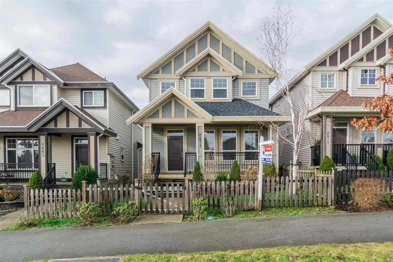 """Main Photo: 6871 196 Street in Surrey: Clayton House for sale in """"Clayton Heights"""" (Cloverdale)  : MLS®# R2132782"""