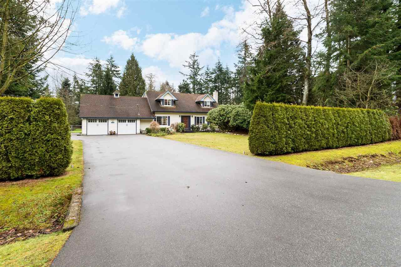 "Main Photo: 17012 23 Avenue in Surrey: Pacific Douglas House for sale in ""GRANDVIEW HEIGHTS"" (South Surrey White Rock)  : MLS®# R2135557"