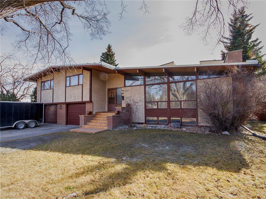 Main Photo: 163 Malibou Road SW in Calgary: Mayfair House for sale : MLS®# C4076754