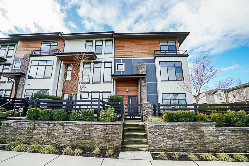"Main Photo: 55 2687 158 Street in Surrey: Grandview Surrey Townhouse for sale in ""Jacobsen"" (South Surrey White Rock)  : MLS®# R2233278"