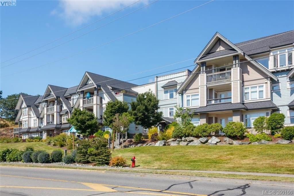 Main Photo: 209 4480 Chatterton Way in VICTORIA: SE Broadmead Condo for sale (Saanich East)  : MLS®# 784242