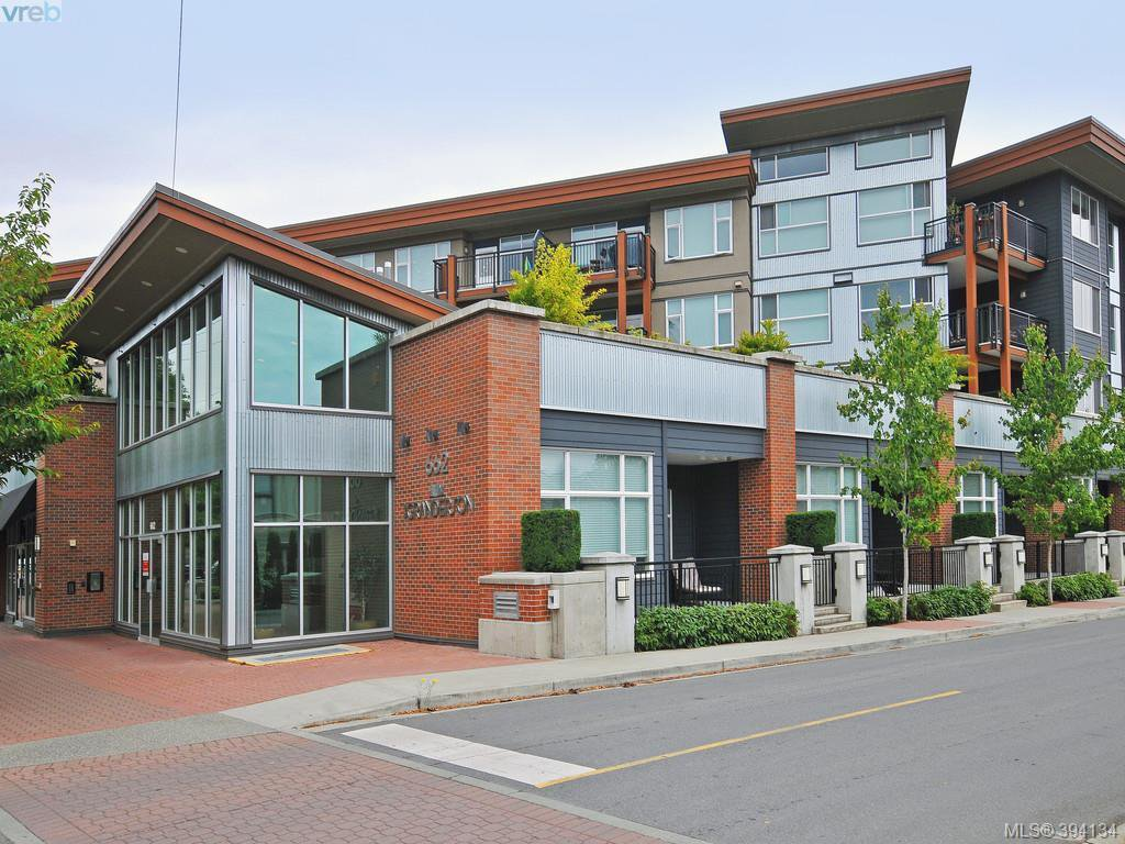 Main Photo: 403 662 Goldstream Avenue in VICTORIA: La Fairway Condo Apartment for sale (Langford)  : MLS®# 394134