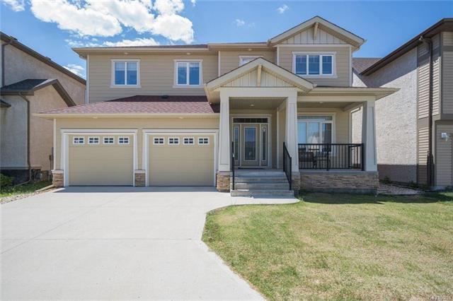 Main Photo: 509 Bridgeland Drive in Winnipeg: Bridgwater Forest Residential for sale (1R)  : MLS®# 1816705