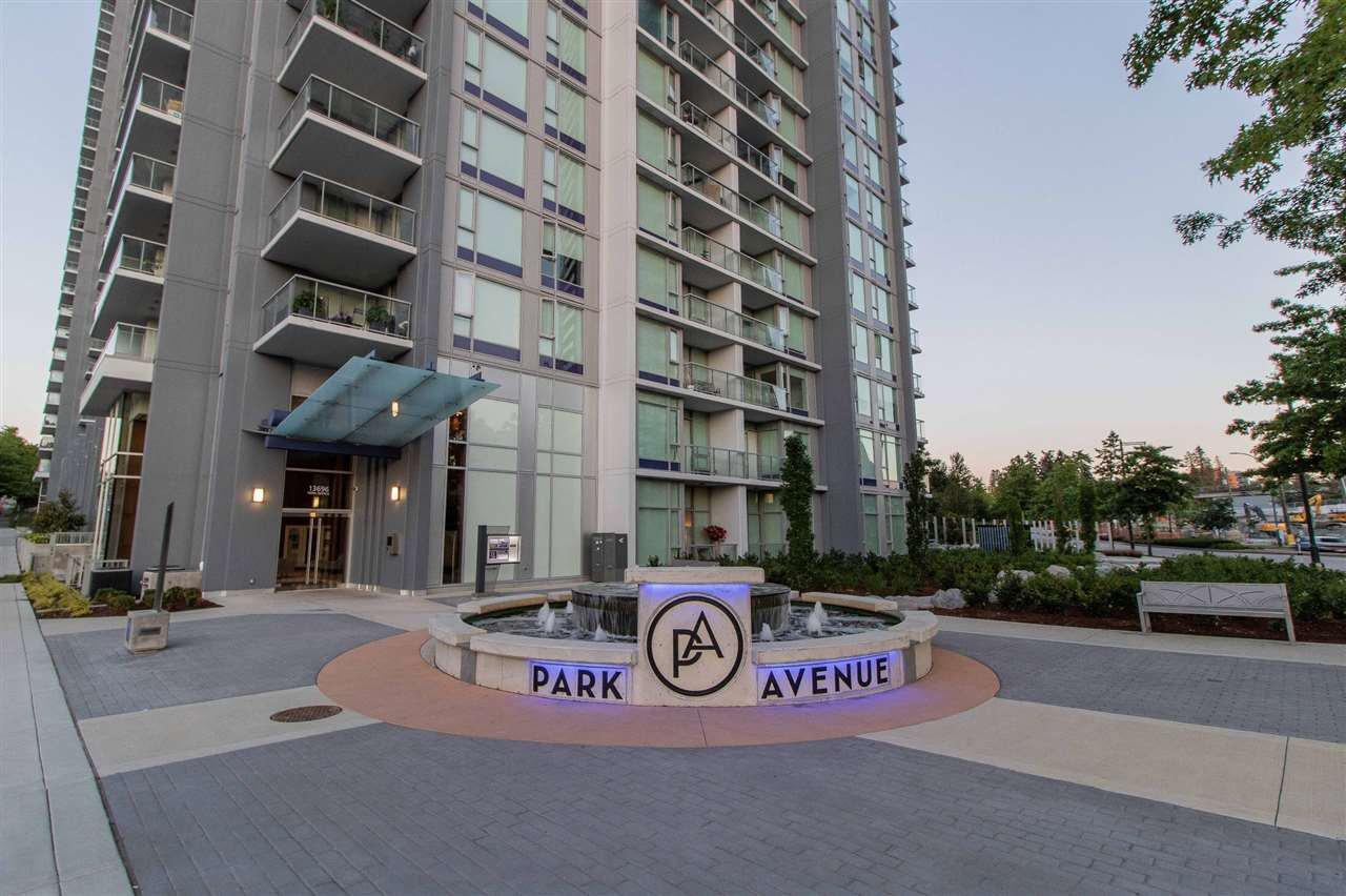 """Main Photo: 4101 13696 100 Avenue in Surrey: Whalley Condo for sale in """"Park Avenue West"""" (North Surrey)  : MLS®# R2289340"""