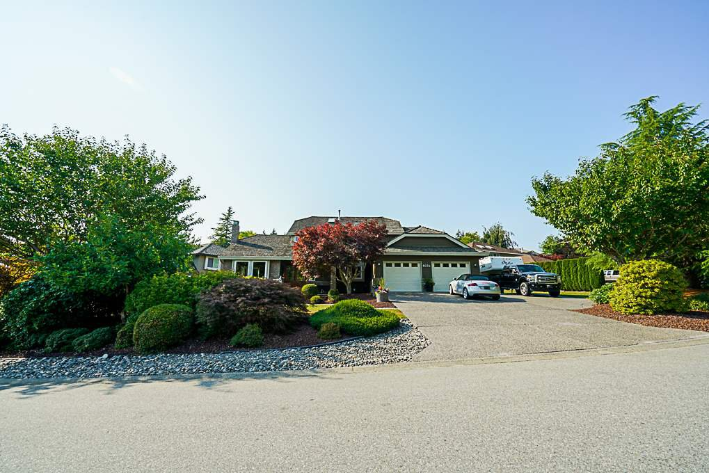 "Photo 1: Photos: 8034 150 Street in Surrey: Bear Creek Green Timbers House for sale in ""Mourningside Estates"" : MLS®# R2293254"