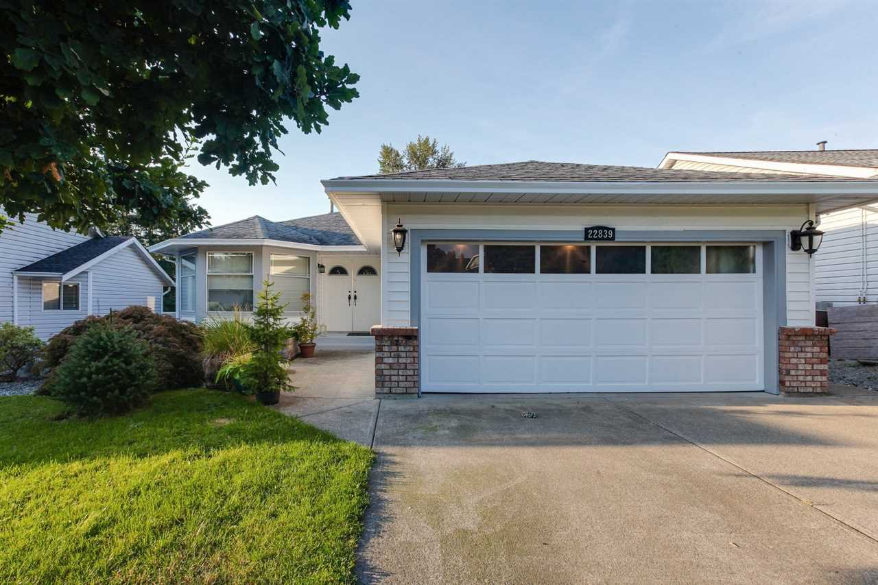 Main Photo: 22839 125A Avenue in Maple Ridge: East Central House for sale : MLS®# R2302916