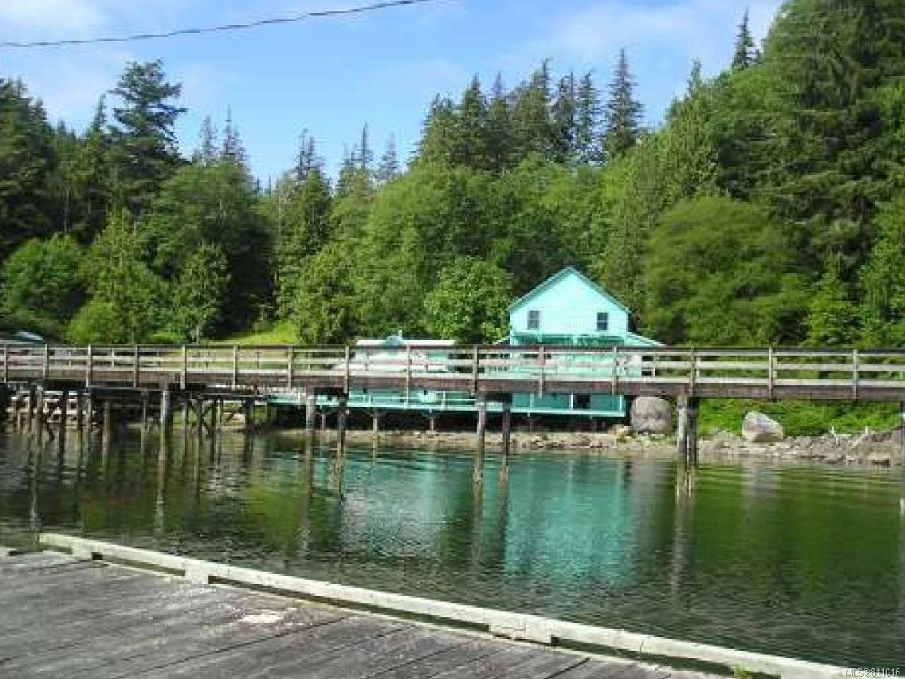 Main Photo: LT A & B Minstrel Island in CAMPBELL RIVER: Isl Small Islands (Campbell River Area) Land for sale (Islands)  : MLS®# 811016