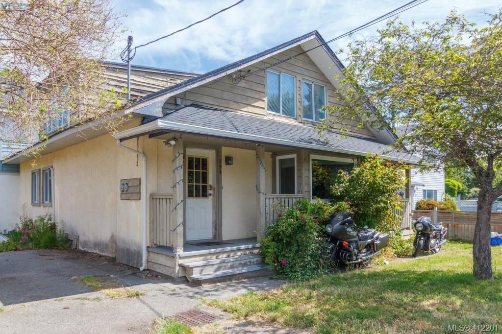 Main Photo: 209 Henry St in VICTORIA: VW Victoria West Half Duplex for sale (Victoria West)  : MLS®# 817235