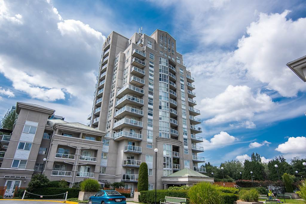"Main Photo: 1107 10523 UNIVERSITY Drive in Surrey: Whalley Condo for sale in ""Grandview Court"" (North Surrey)  : MLS®# R2389140"