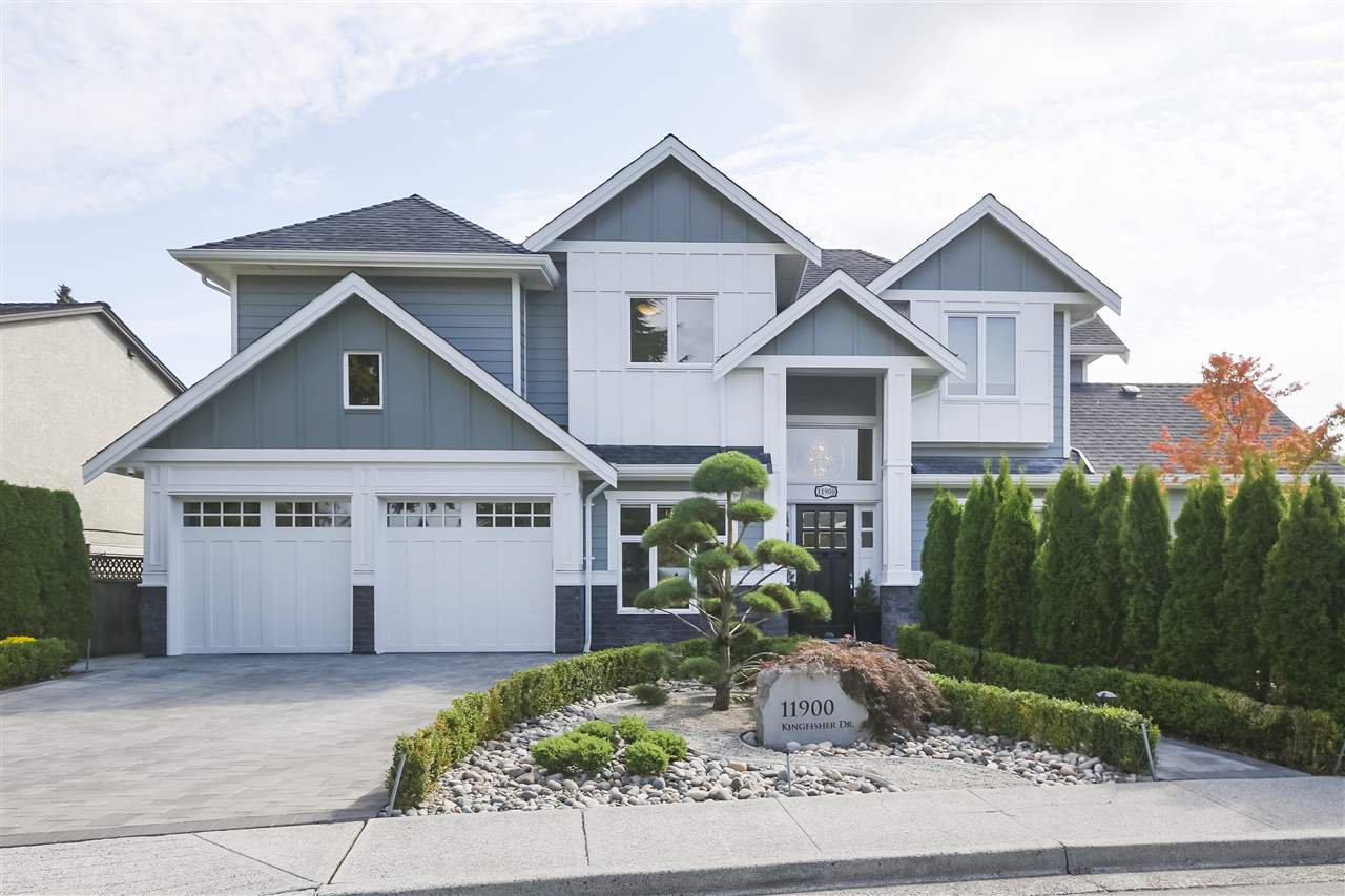 Main Photo: 11900 KINGFISHER DRIVE in Richmond: Westwind House for sale : MLS®# R2398858