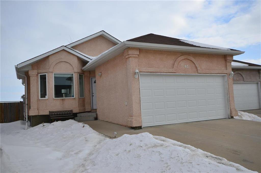 Main Photo: 83 Paul Martin Drive in Winnipeg: Mission Gardens Residential for sale (3K)  : MLS®# 202004724