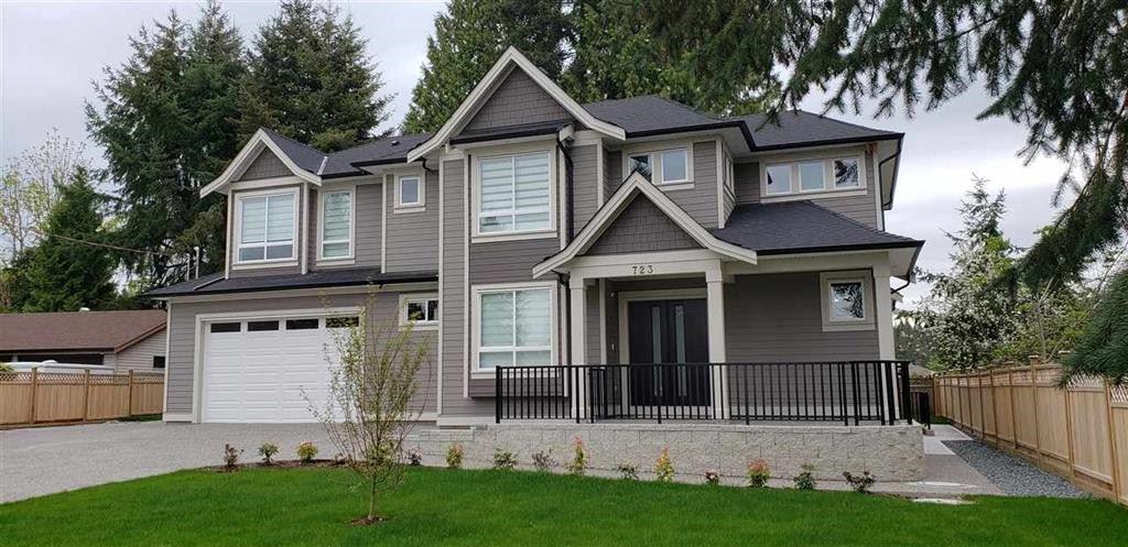 "Main Photo: 723 LOMOND Street in Coquitlam: Central Coquitlam House for sale in ""CENTRAL COQUITLAM"" : MLS®# R2461304"