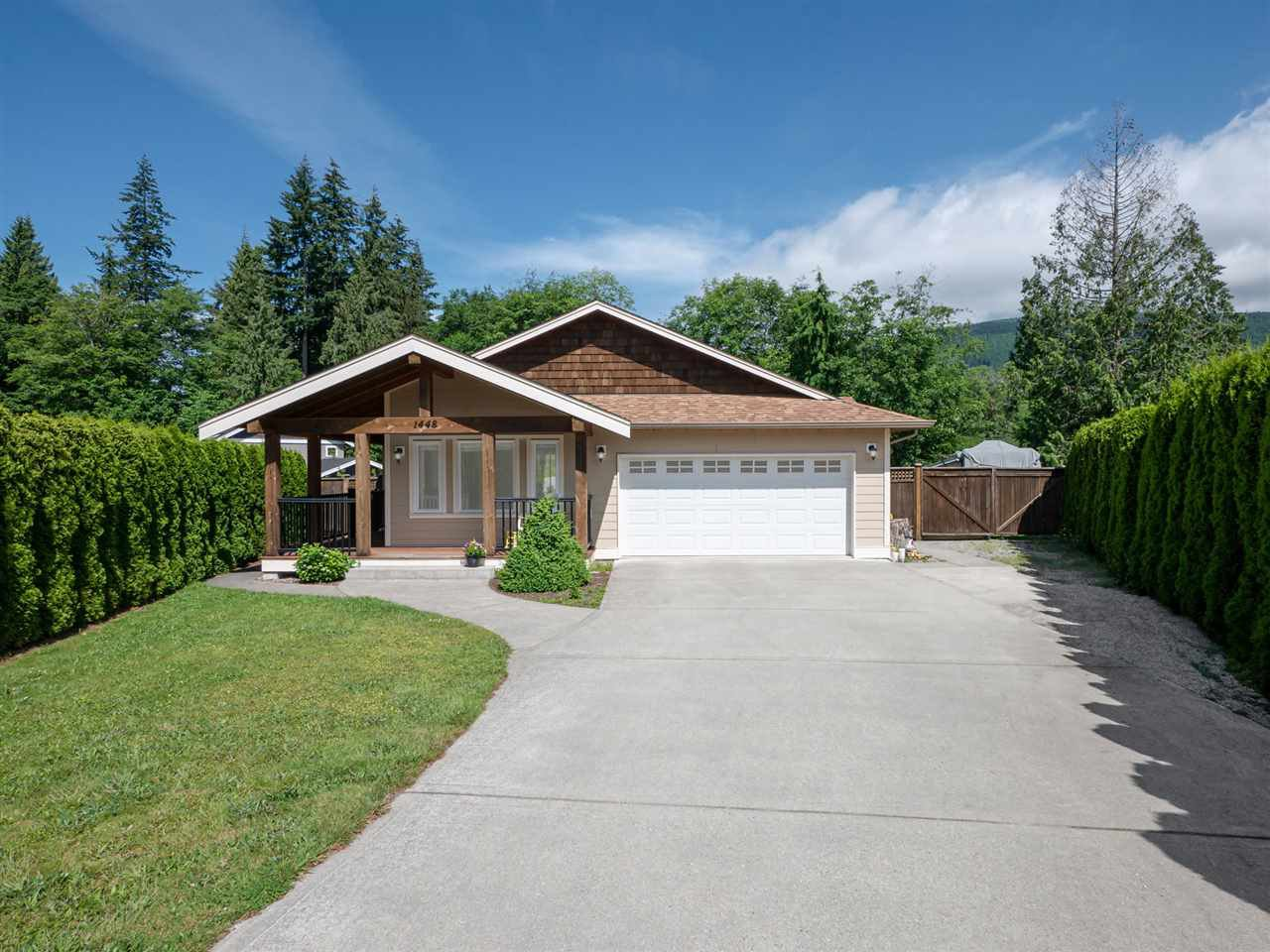 """Main Photo: 1448 MOONDANCE Place in Gibsons: Gibsons & Area House for sale in """"Georgia Crest - Phase 2"""" (Sunshine Coast)  : MLS®# R2468717"""