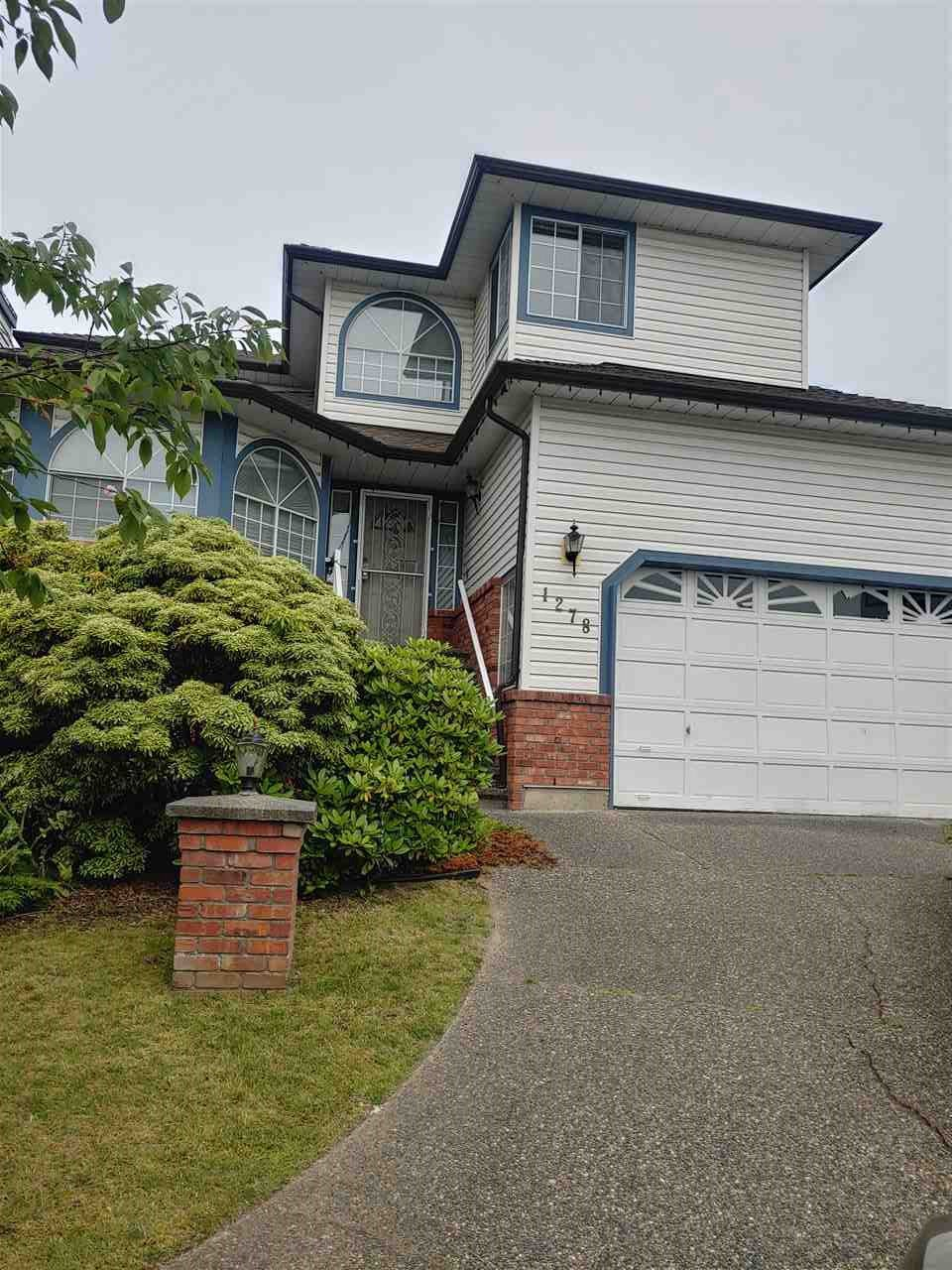 Main Photo: 1278 COUTTS Place in Port Coquitlam: Citadel PQ House for sale : MLS®# R2469080