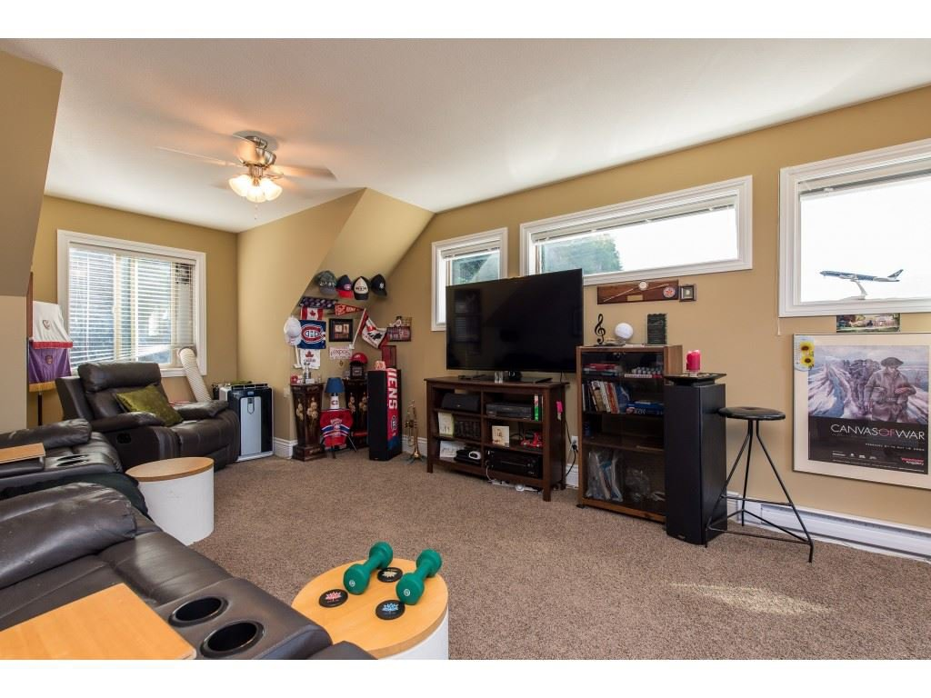 """Photo 19: Photos: 31 43540 ALAMEDA Drive in Chilliwack: Chilliwack Mountain Townhouse for sale in """"RETRIEVER RIDGE"""" : MLS®# R2488966"""