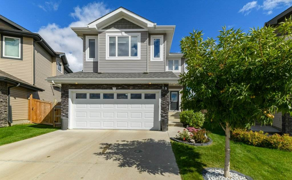 Main Photo: 15 RED TAIL Way: St. Albert House for sale : MLS®# E4212865