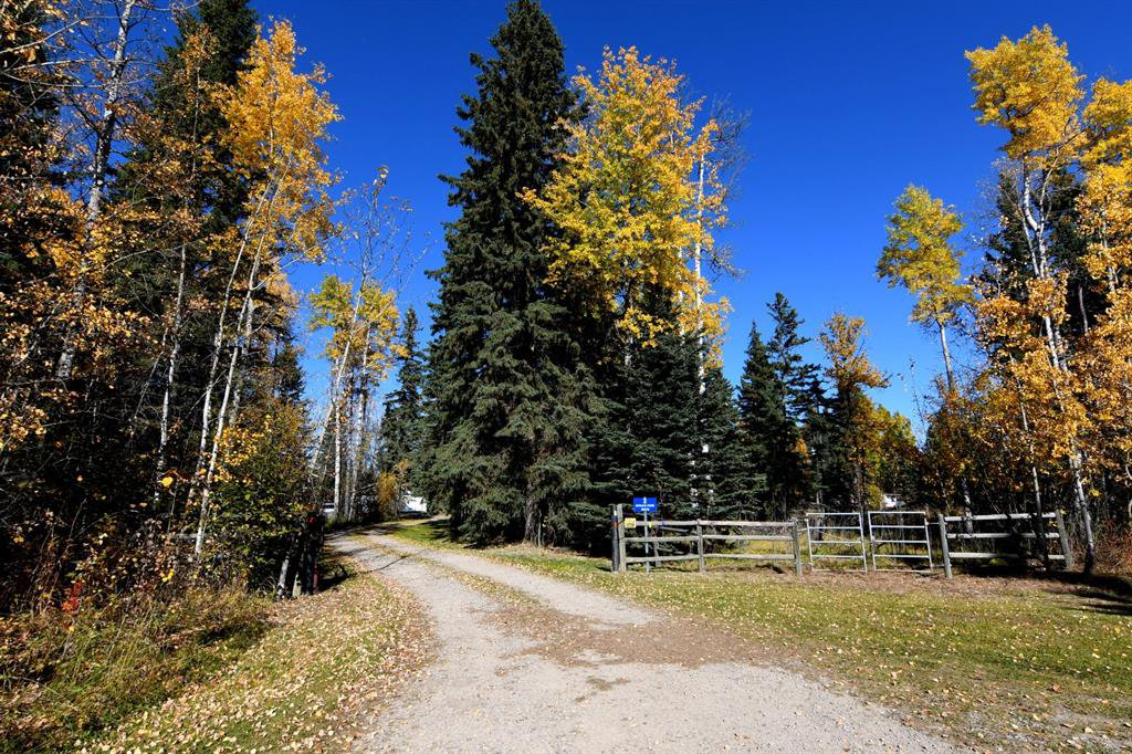 Main Photo: 2 Spruce Park Drive in Rural Clearwater County: Spruce Park Estates Residential for sale : MLS®# A1039657