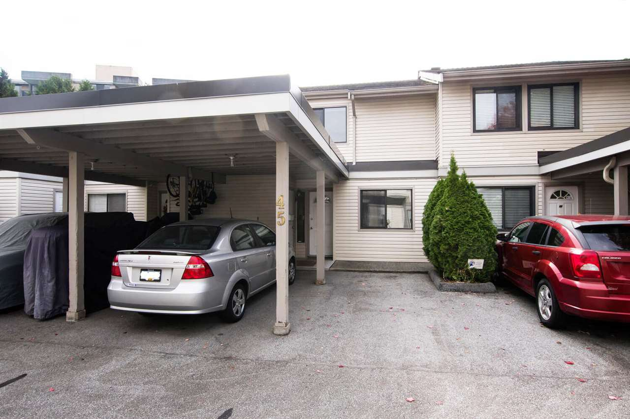 """Main Photo: 45 4700 FRANCIS Road in Richmond: Boyd Park Townhouse for sale in """"PARKSVILLE ESTATES"""" : MLS®# R2506072"""
