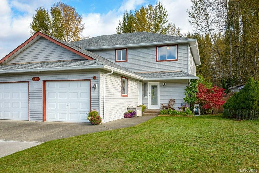 Main Photo: B 112 Malcolm Pl in : CV Courtenay City Half Duplex for sale (Comox Valley)  : MLS®# 858646