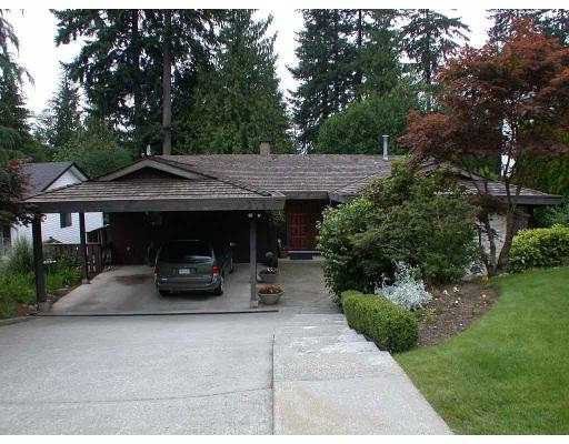 "Main Photo: 215 APRIL RD in Port Moody: Barber Street House for sale in ""BARBER ST"" : MLS®# V544929"