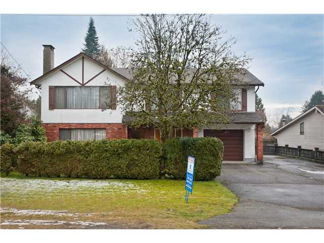 Main Photo: 586 Thompson Avenue in Coquitlam: Coquitlam West House for sale : MLS®# V987385