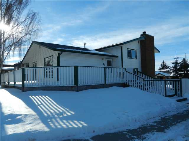 Main Photo: 77 ASHWOOD Road SE: Airdrie Residential Detached Single Family for sale : MLS®# C3593329