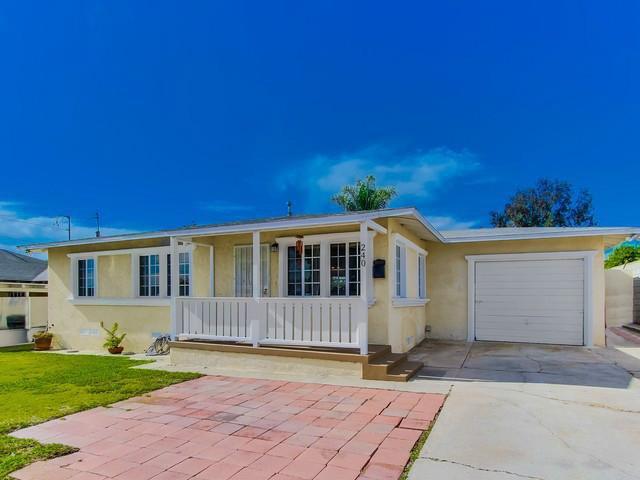 Main Photo: SAN DIEGO House for sale : 3 bedrooms : 240 Santa Rosalia Drive