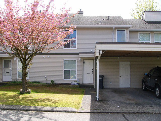 "Main Photo: 194 32550 MACLURE Road in Abbotsford: Abbotsford West Townhouse for sale in ""CLEARBROOKE VILLAGE"" : MLS®# F1409620"