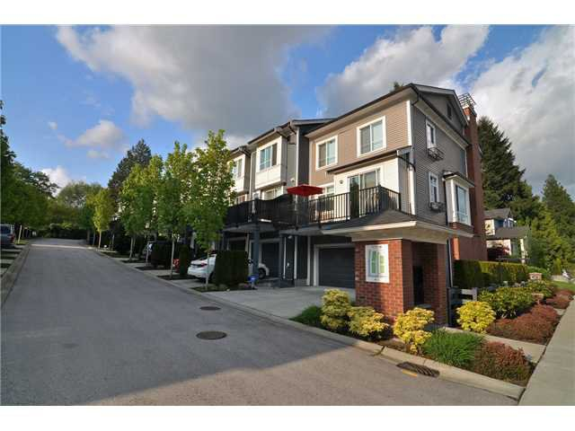 "Main Photo: 31 3459 WILKIE Avenue in Coquitlam: Burke Mountain Townhouse for sale in ""TATTON"" : MLS®# V1063429"