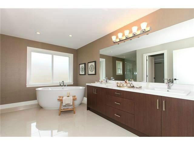 Main Photo: 3491 CHANDLER Street in Coquitlam: Burke Mountain House for sale : MLS®# V1119585