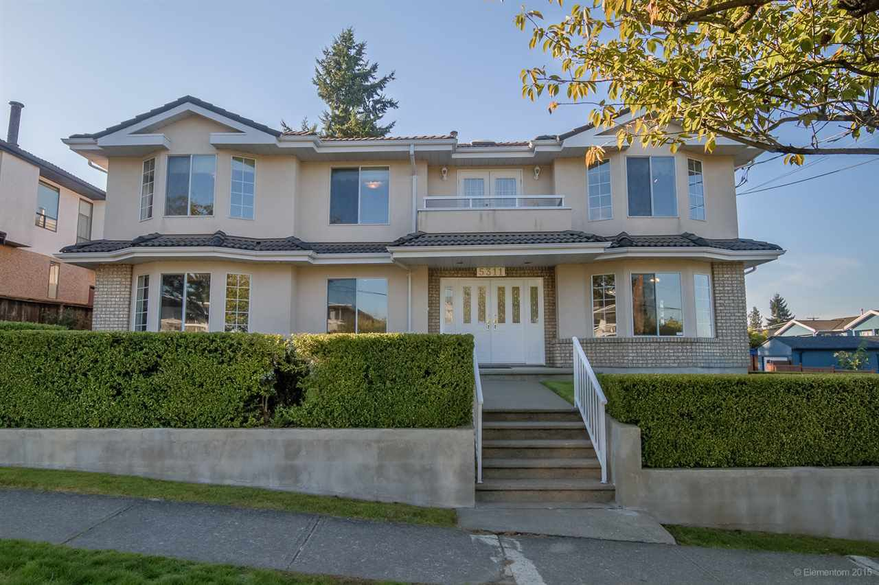 Main Photo: 5311 CHAFFEY Avenue in Burnaby: Central Park BS House for sale (Burnaby South)  : MLS®# R2009492